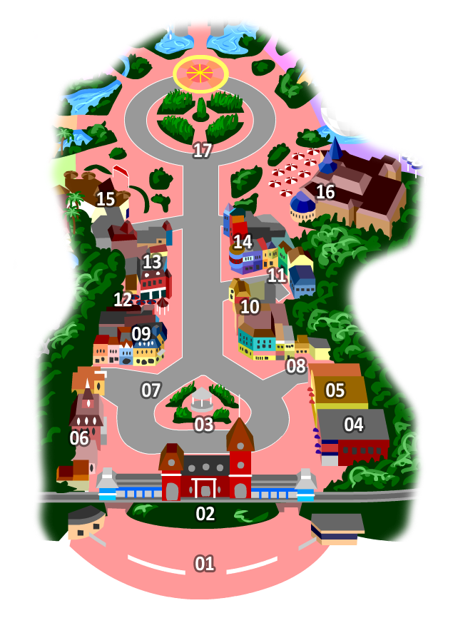 My Disneyland 6.0: Main Street by mrzahta on DeviantArt