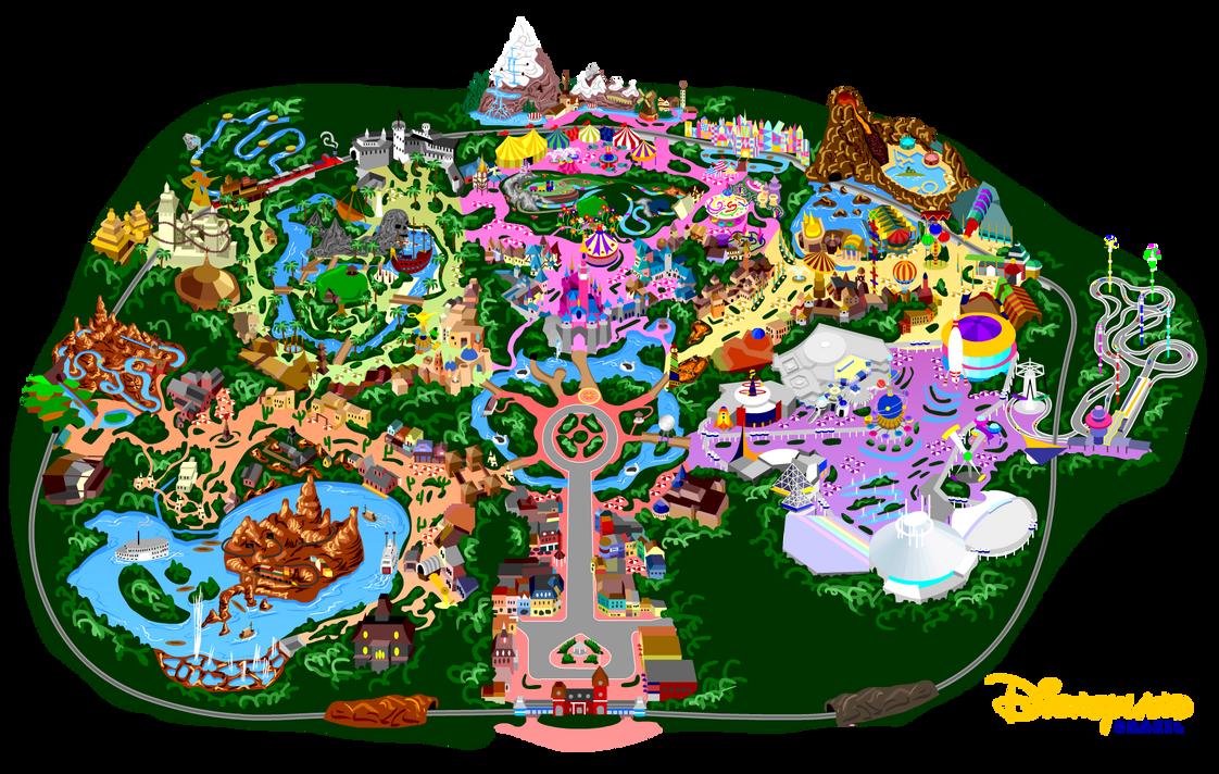 Disneyland 7.0 by mrzahta on DeviantArt