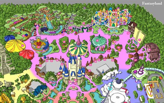 Disney Maps by mrzahta on DeviantArt on