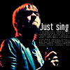 Icon - Just Sing by sheneedsapriest