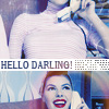 Icon - Hello Darling by sheneedsapriest