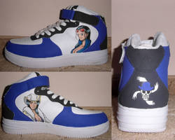 One Piece Shoes #3: Robin