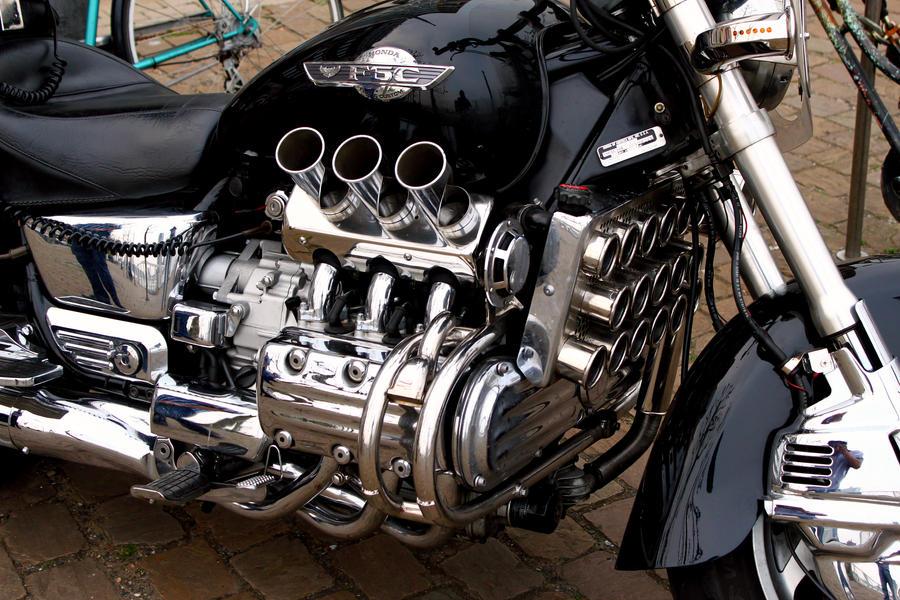 V6 Motorcycle By Baurmurza On Deviantart
