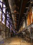 North Hallway Revisited
