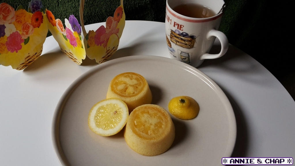 Lemon Cakes Nerdy Nummies