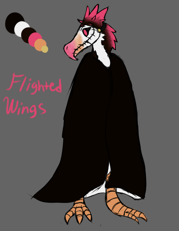 Flightedwings Sketch by Flightedwings
