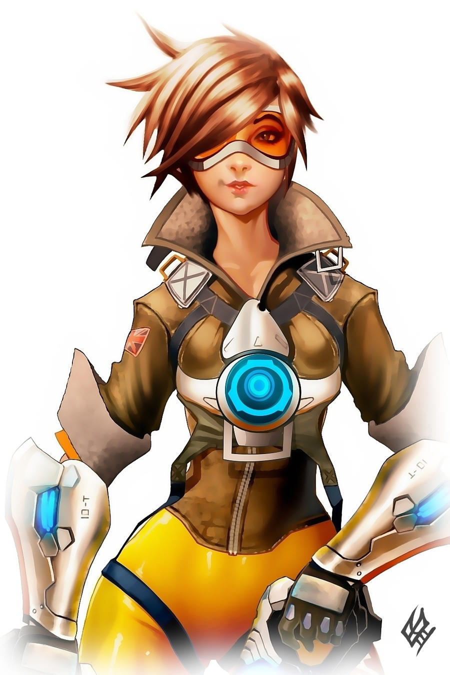 Anime Characters Male Reader : Tracer by wolfenborg on deviantart