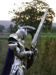 White Knight Chronicles - White Knight by HairoKabrera