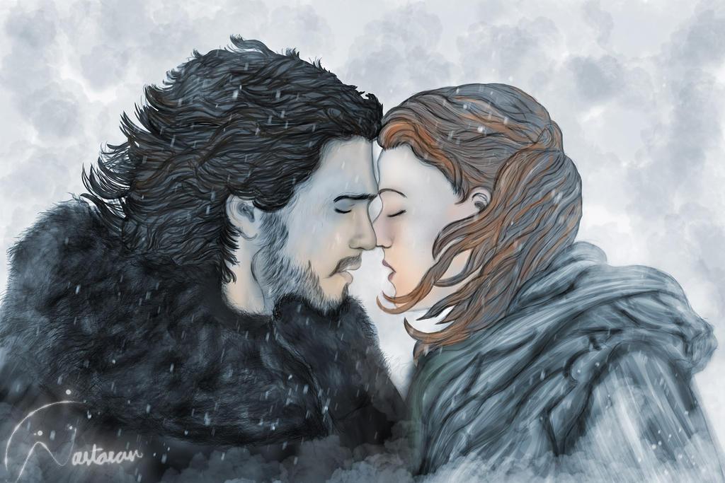 You Know Nothing Jon Snow By Nasstaran