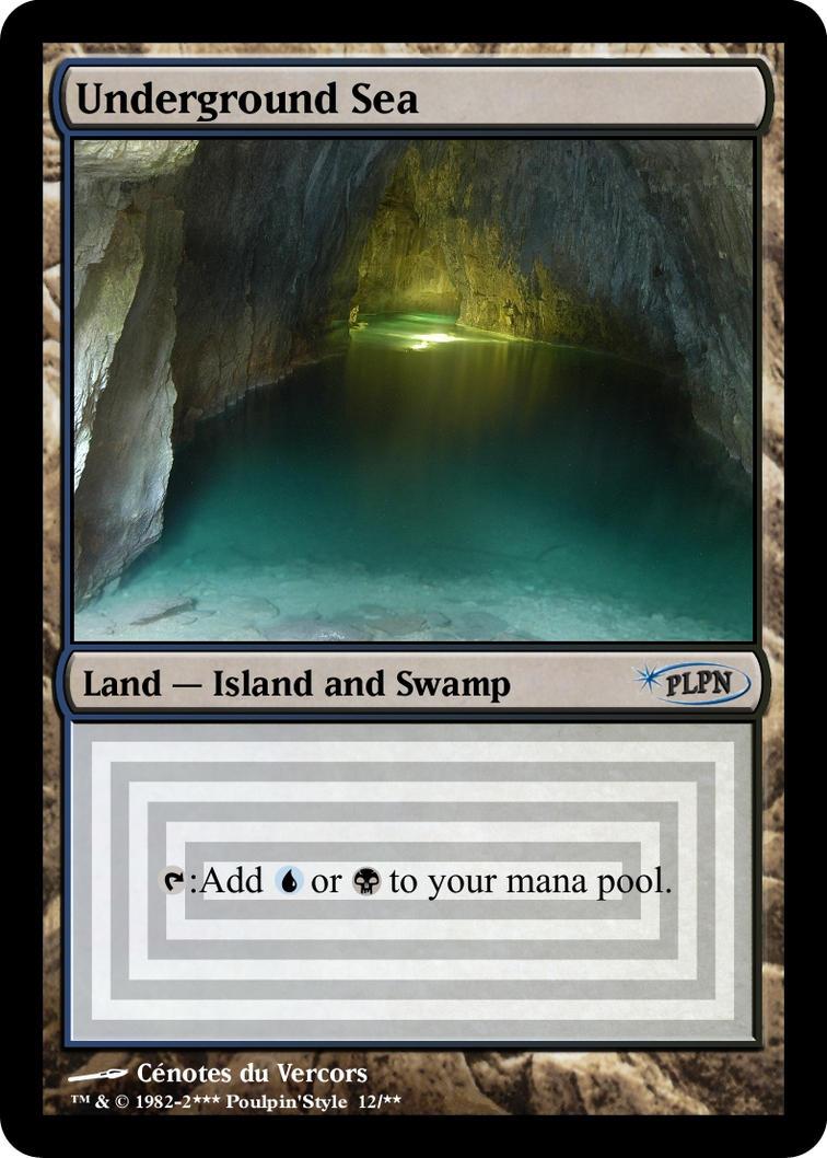 Underground Sea by SharuumHegemon on DeviantArt