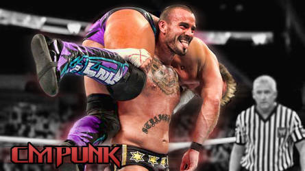 Cm Punk EDIT by mostafa4ever