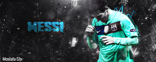 New Sig For L.Messi by mostafa4ever