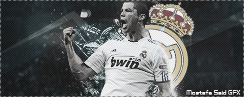 New Signature For C.Ronaldo by mostafa4ever