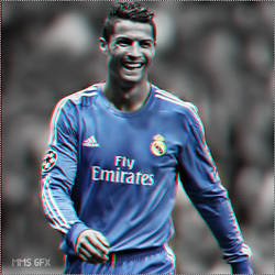 Ramzia To C.Ronaldo by mostafa4ever