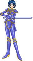 Knight Sailor Mercury