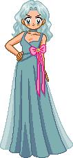 Chibi Princess Neptune by Magnolia667