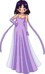 Chibi Princess Saturn by Magnolia667