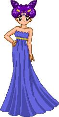 Chibi Princess Sincerity by Magnolia667