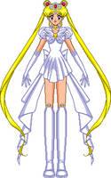 Princess Sailor Moon by Magnolia667