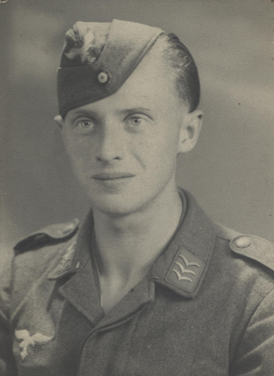 Wwii German Soldier Haircut