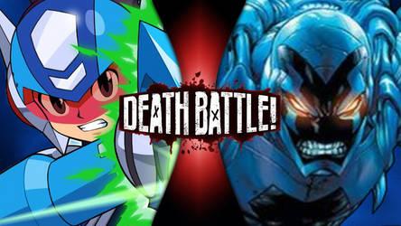 Geo Stelar VS Blue Beetle by JHForceField