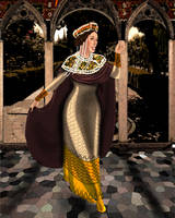 Empress Theodora by nik1979