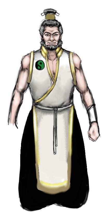 Master Zuo Ci by legendbourne