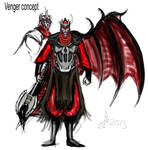 Venger Concept- Dungeons and Dragons