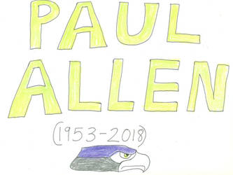 Paul Allen memoriam by lukio5000