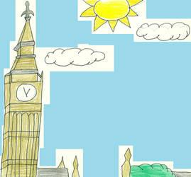 Big Ben by lukio5000