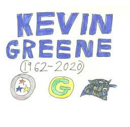Kevin Greene memoriam by lukio5000