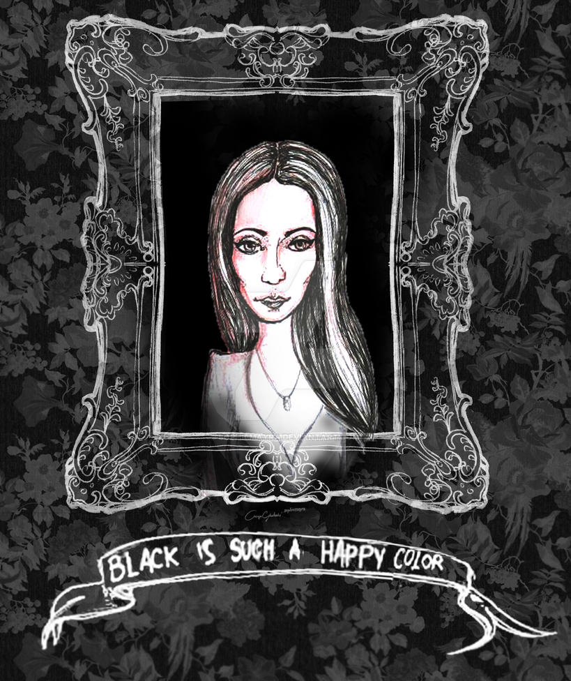 Morticia A by SophieMayra