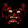 Lipstick-Face Demon by ShadowTheTaco