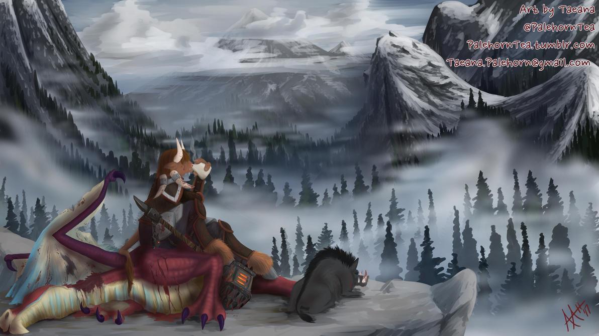 Eyonita by SilverWarden7
