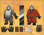 Vitao Wildgrin Reference by PalehornTea