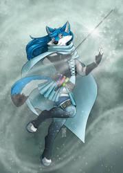 Blizzard Blade Dance