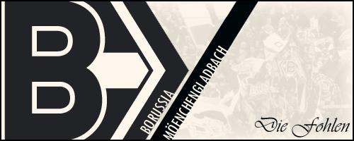 Borussia M'Gladbach Sig by Zinedios