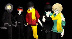 Mmd South Park A Nice Walk By X Luckyducky X On Deviantart