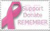 Stamp For Breast Cancer 2 by limon-butterfly