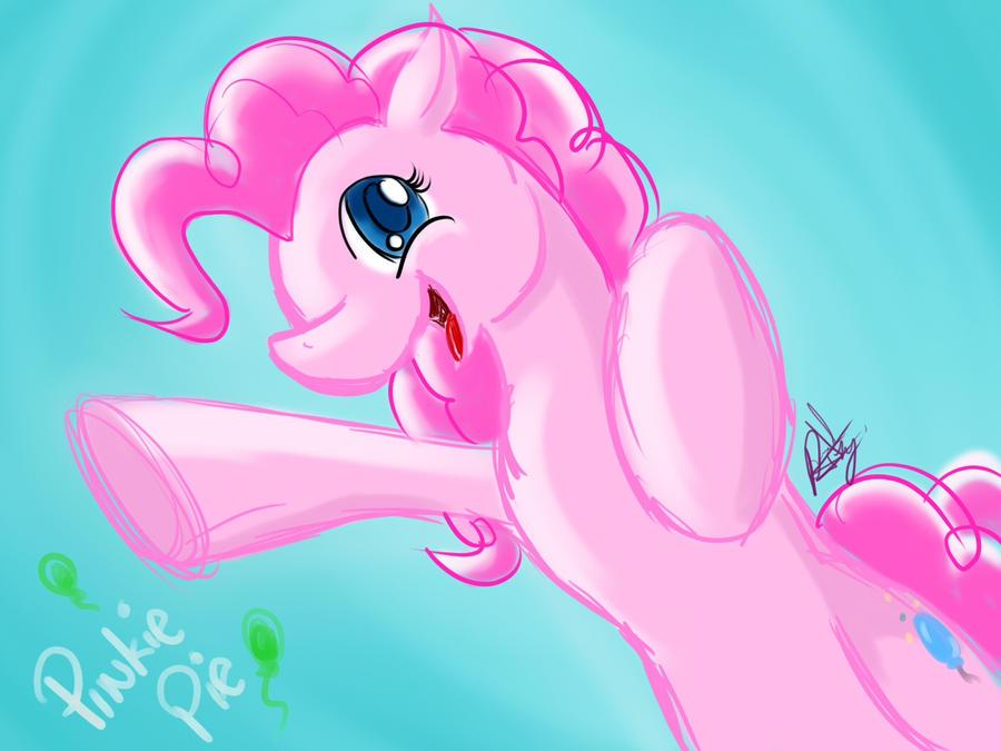 PinkiePie by Amiki-Zorsez