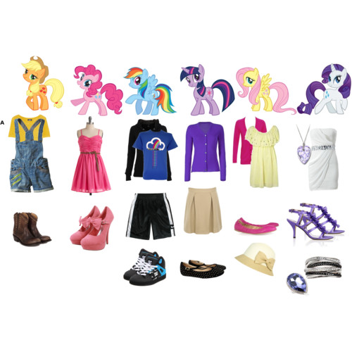 Mlp Polyvore By Blizzardicefox On Deviantart