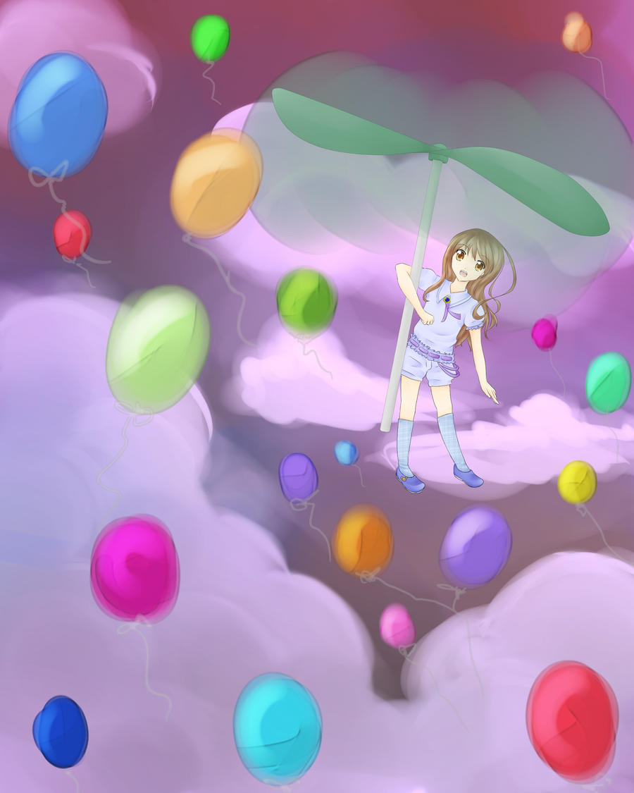 Rabiscos sem sentido da hirumy  - Página 3 Lovely_childhood_by_anitaamorim-d4cnjzf