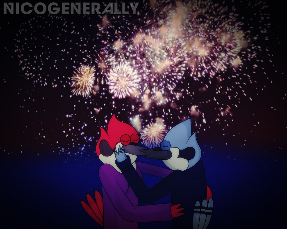 Happy New Year!! by NicoGeneRally