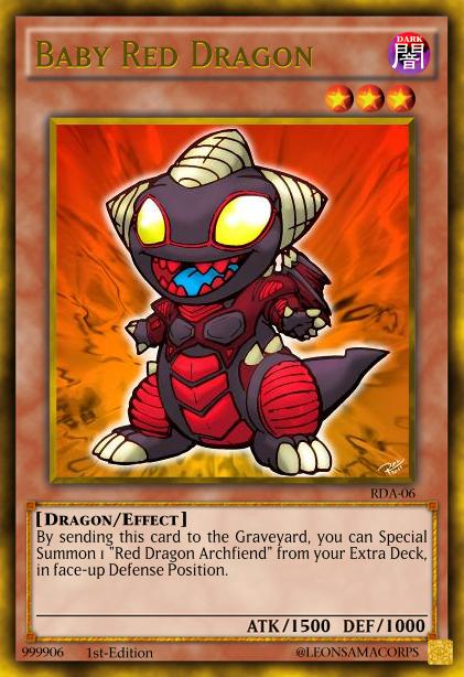 Red Dragon Archfiend Archetype Pack! (YgoPro) Baby_red_dragon_by_sauleon-d8dnagu