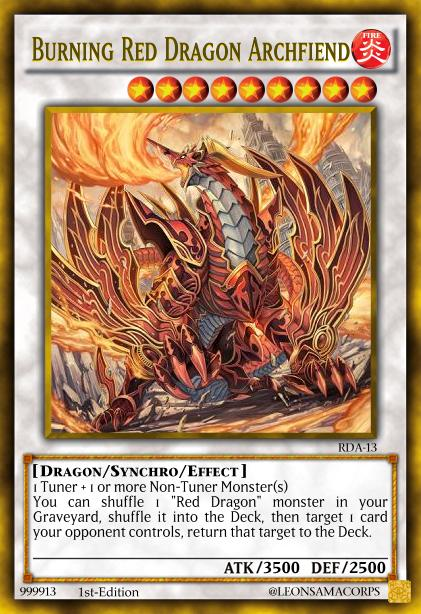 Red Dragon Archfiend Archetype Pack! (YgoPro) Burning_red_dragon_archfiend_by_sauleon-d8dnagy