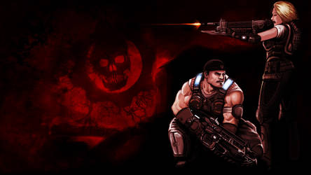 GOW3 Wallpaper