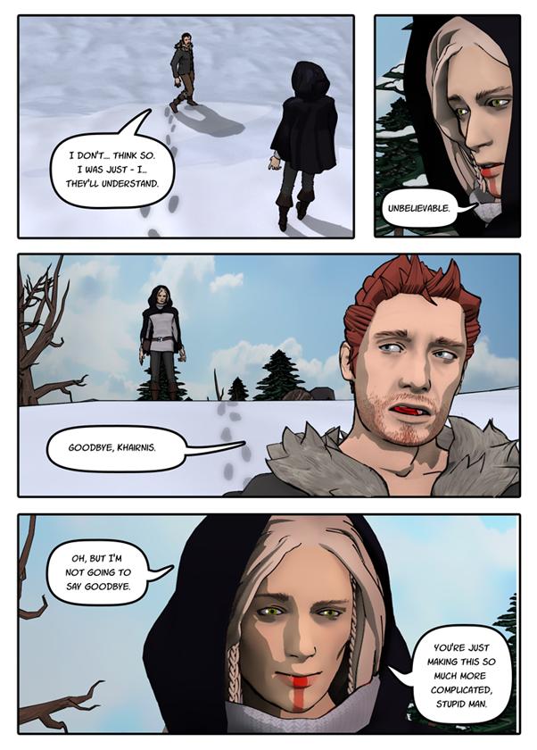 Snakeblade page 29 by SnakebladeComic