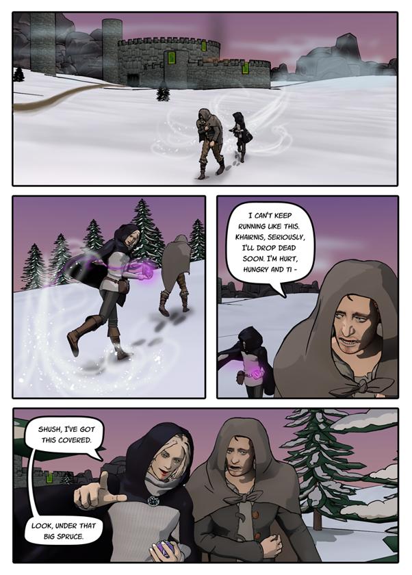 Snakeblade page 39 by SnakebladeComic
