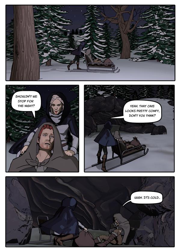 Snakeblade page 42 by SnakebladeComic
