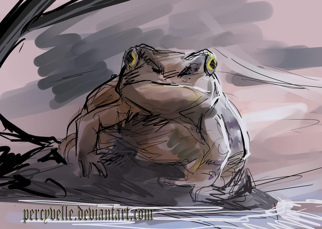 frog by Percyvelle